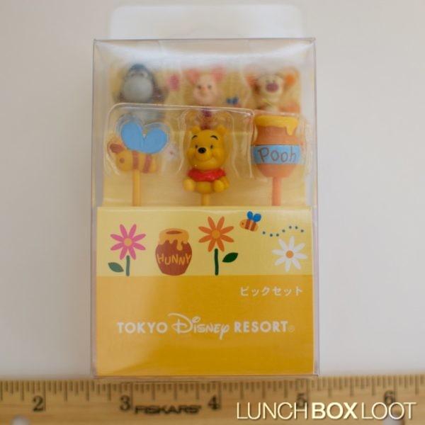 Tokyo Disney Resort Winnie the Pooh Picks