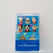 Tokyo Disney Resort Classic Mickey Bento Picks from lunchboxloot.com