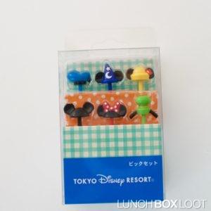 Tokyo Disney Resort Disney Hat Bento Picks