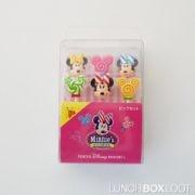 Tokyo Disney Resort Minnie Mouse Bento Picks