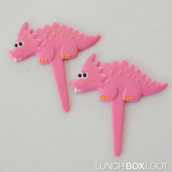 Dinosaur Picks from lunchboxloot.com