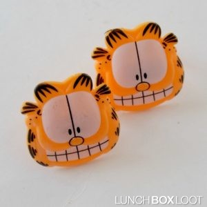 Garfield Cupcake Rings from lunchboxloot.com