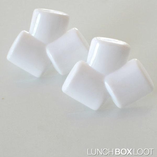 Marshmallow Cupcake rings from lunchboxloot.com