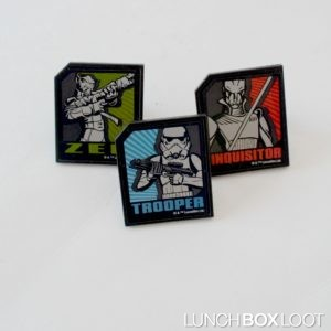 Star Wars Cupcake Rings from lunchboxloot.com
