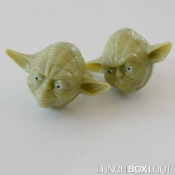 Yoda Cupcake Rings from lunchboxloot.com